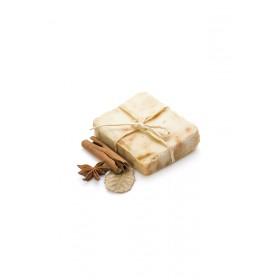Saponetta vegetale vaniglia e cannella